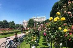Volksgarten, Bécs