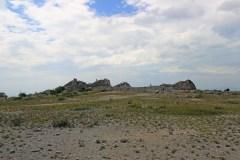 Bél-kő egyik terasza