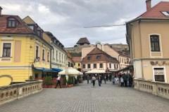 Eger belvárosa