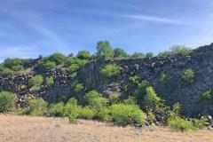 A kráterben