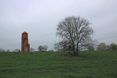 Herpályi templomrom