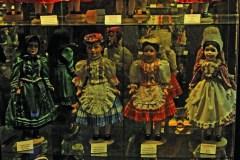 Babamúzeum Hollókőn