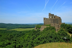 A hollókői vár