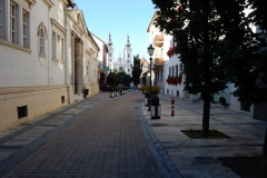 Miskolc belváros