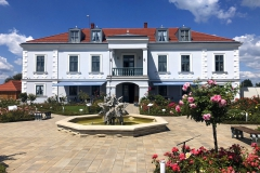 Luby-kastély, Nagyar