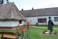 Móricz Zsigmond Emlékház, Tiszacsécse