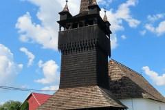 Fából készült harangtorony, Tiszacsécse