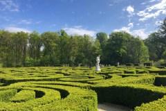 Andrássy-kastély kertje