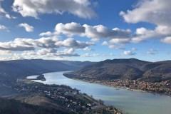 Téli kilátás a Fellegvárból