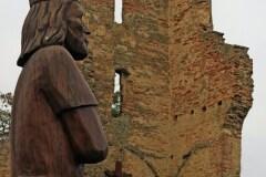 Szent István szobra, Zelemér