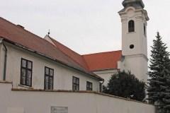 Református templom, Zengővárkony