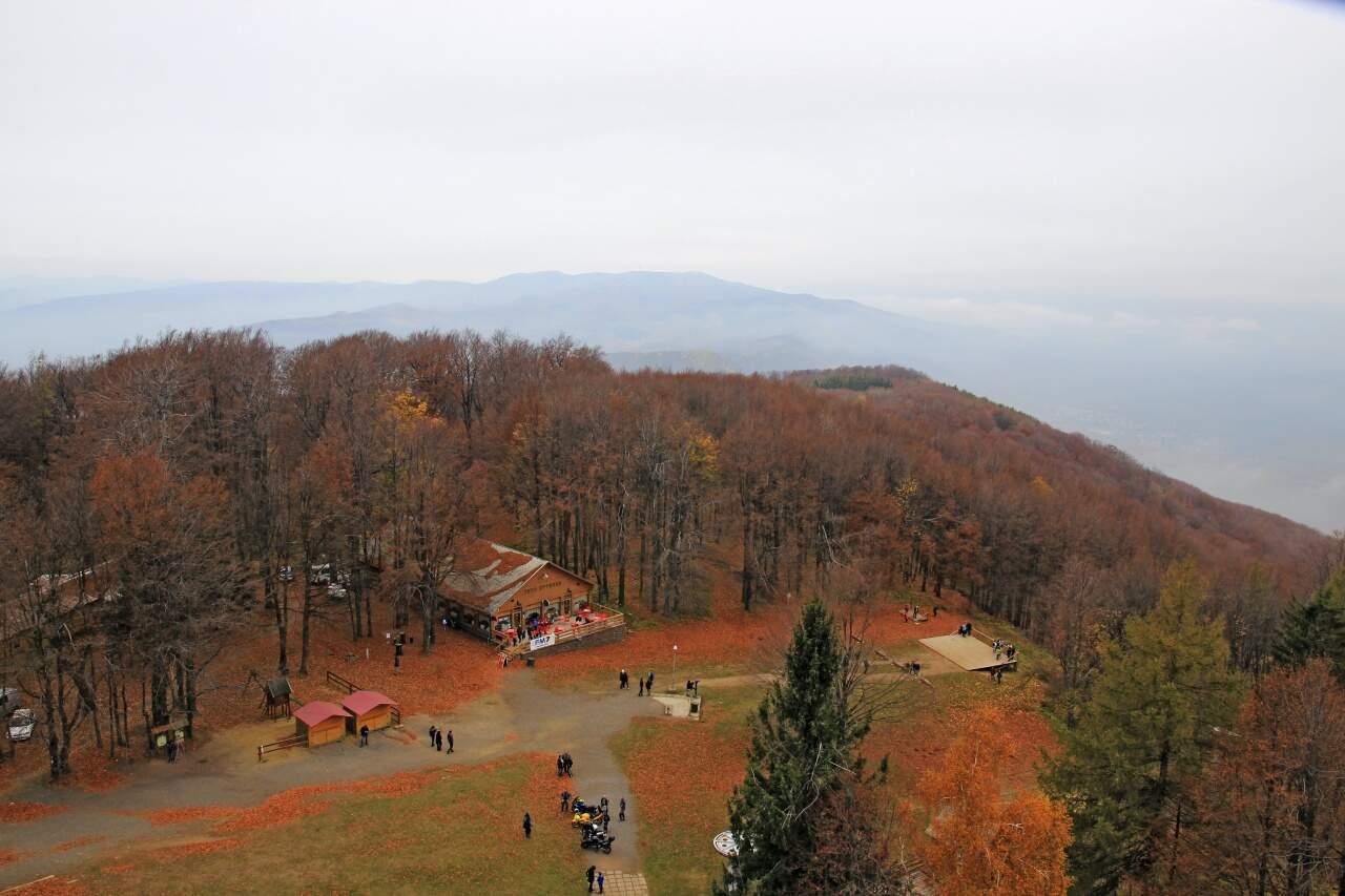 Kékestető és a Mátra legromantikusabb völgye
