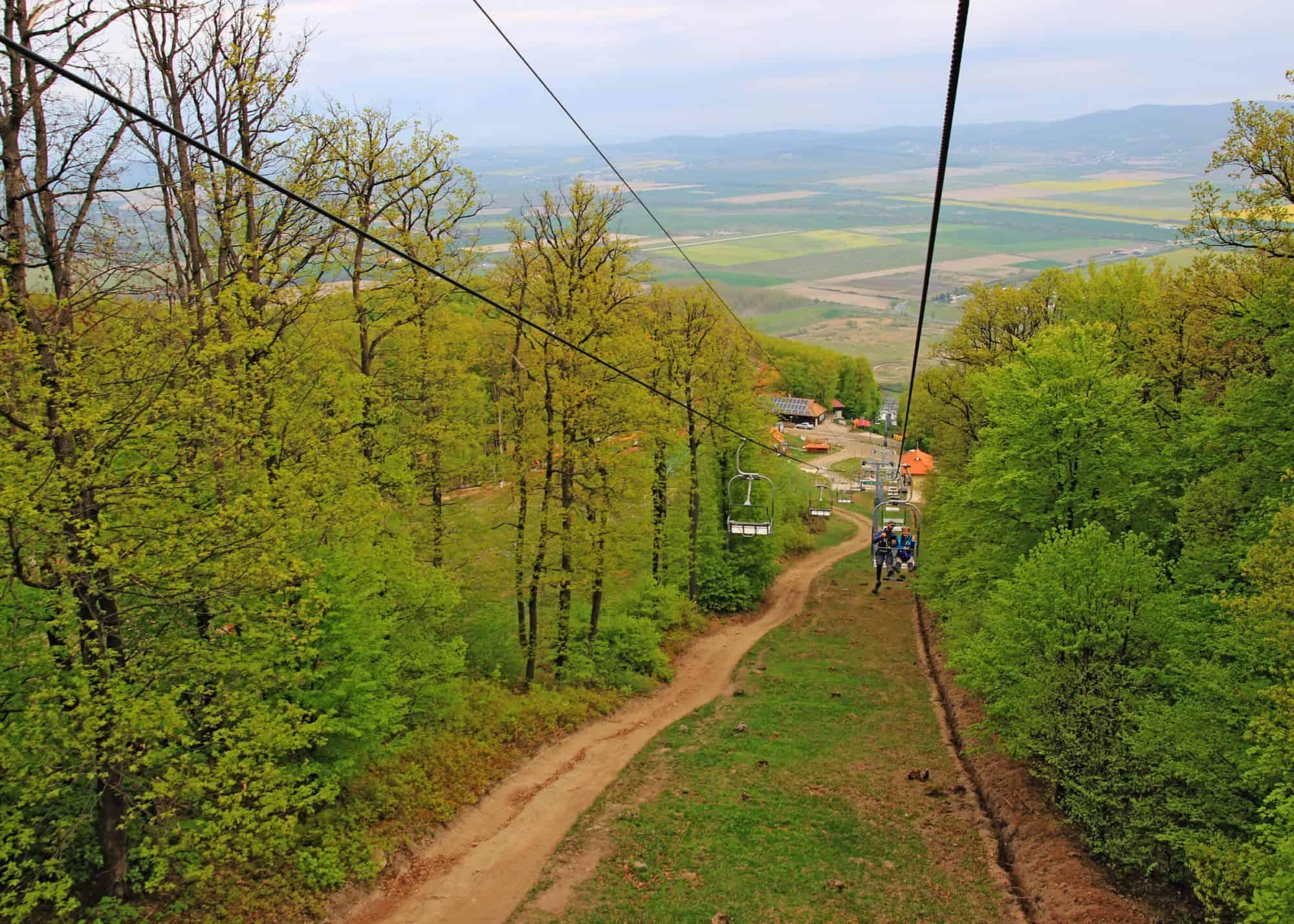 Sátoraljaújhely felett - Zemplén Kalandpark, Zsólyomkai pincesor, Magyar Kálvária
