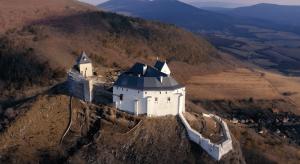 Drónvideón a legszebb észak-magyarországi váraink