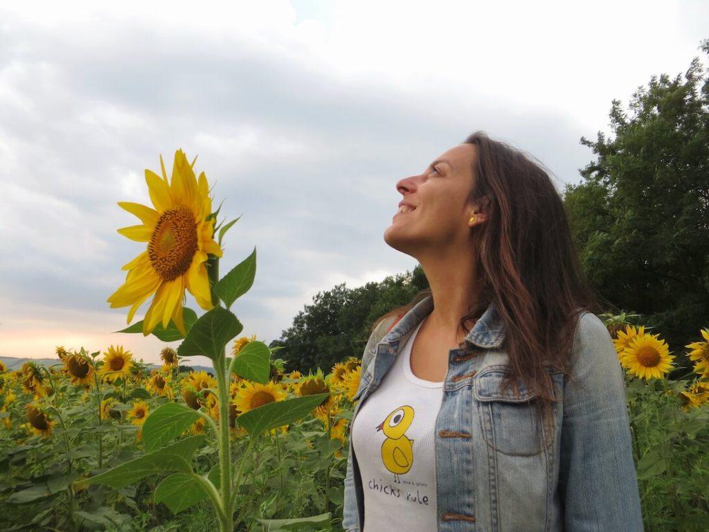 Harmincz Rita (A sárga ruhás lány) kedvenc magyarországi csodahelyei