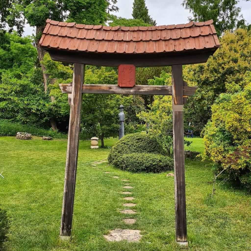 Titkos japánkert bújik meg Zuglóban