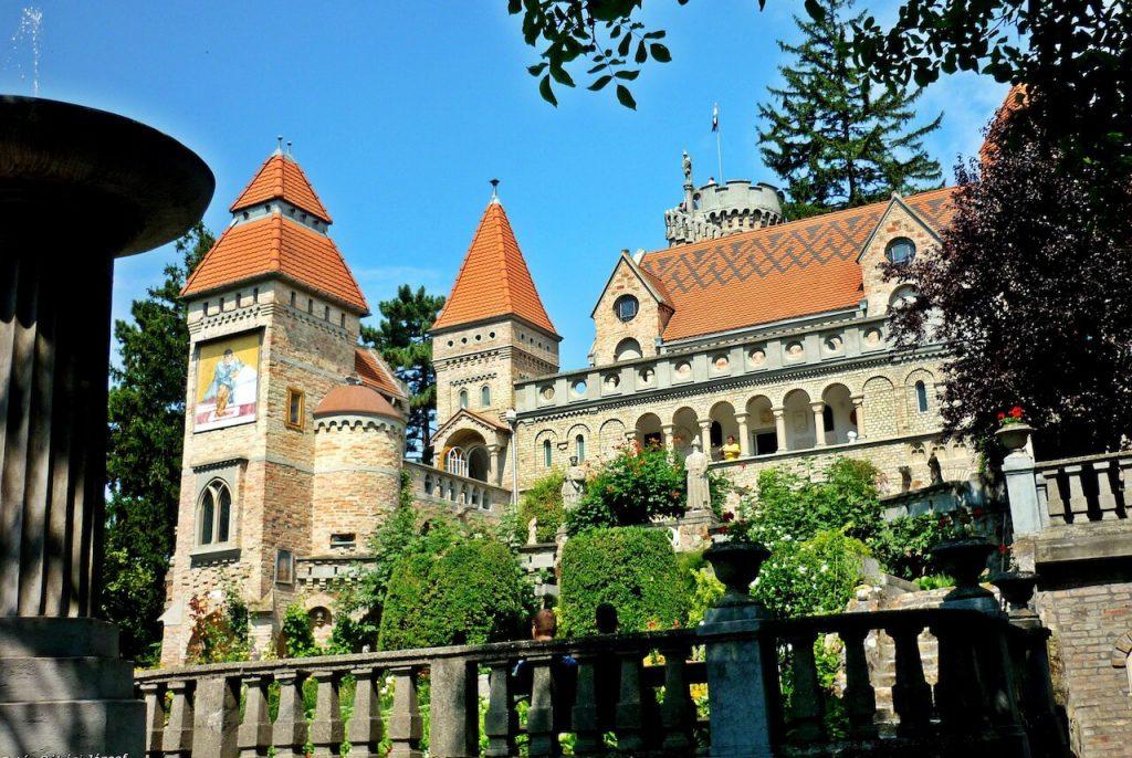 Bory-vár - az örök szerelem jelképe Székesfehérváron