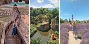Top 10 csodahely Magyarországon, ami hihetetlenül népszerű az Instagramon