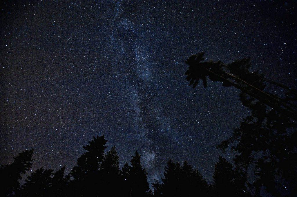 Augusztusi csillaghullás - Hol lehet nézni Magyarországon?