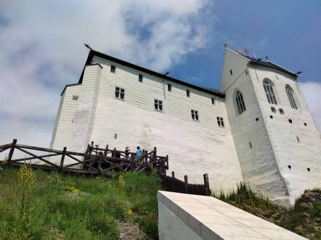 Füzér vára - Magyarország 7 természeti csodájának egyike