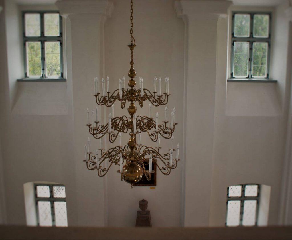 Edelényi Kastélysziget - a mesebeli L'Huillier–Coburg-kastély