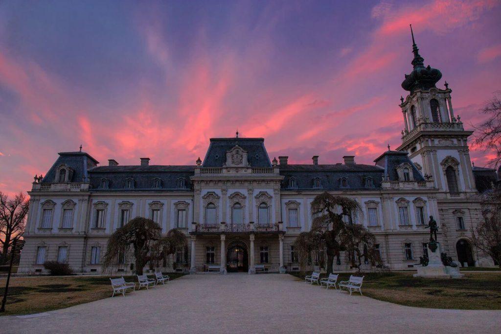 keszthelyi Festetics-kastély