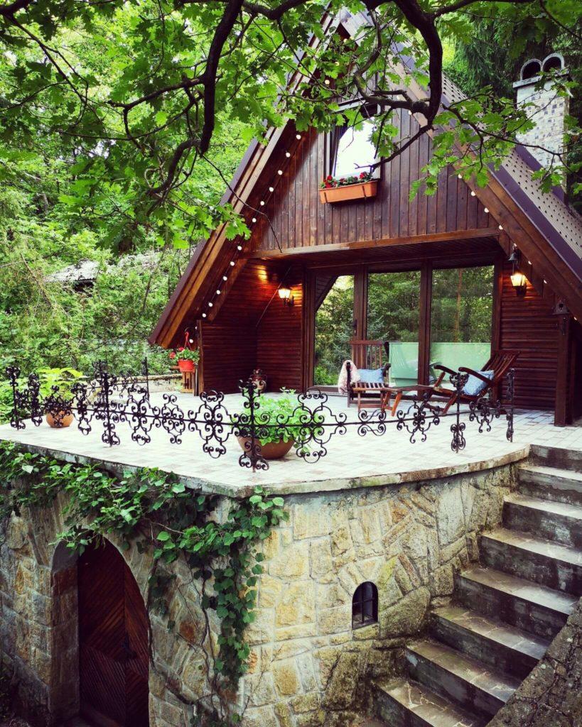 Különleges vendégházak Magyarországon