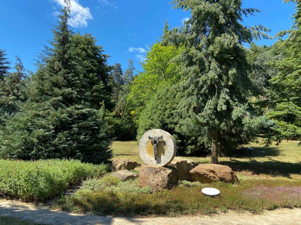 Folly Arborétum, a Balaton édenkertje