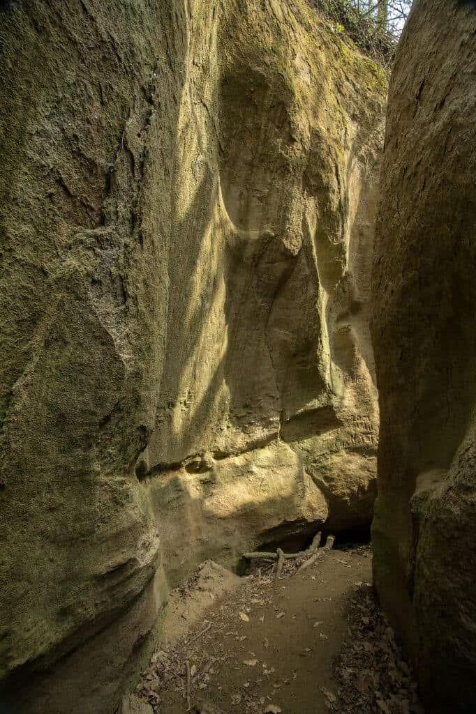 Morgó-gödör - rejtett természeti csoda Nógrád megyében