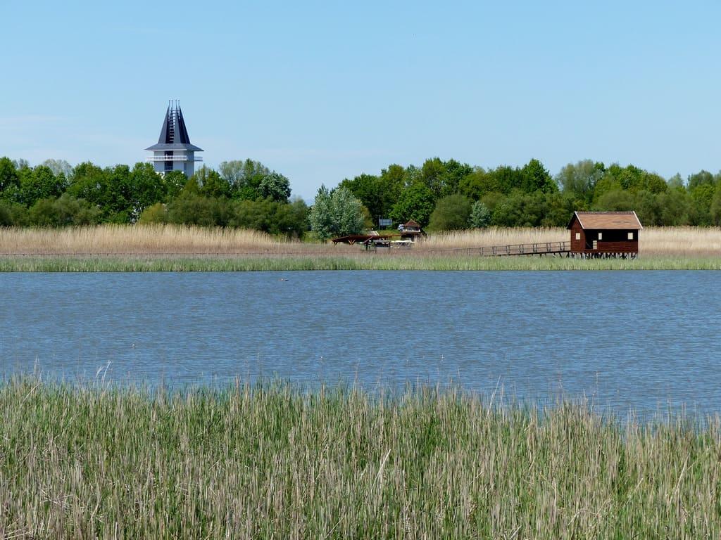 Tisza-tavi Vízi Sétány és Tanösvény, Poroszló