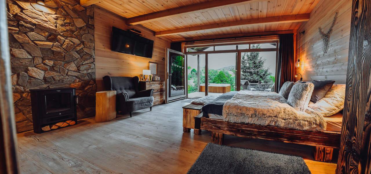 Chalet for You – Luxus faház és wellness a Bükki Nemzeti Park szívében