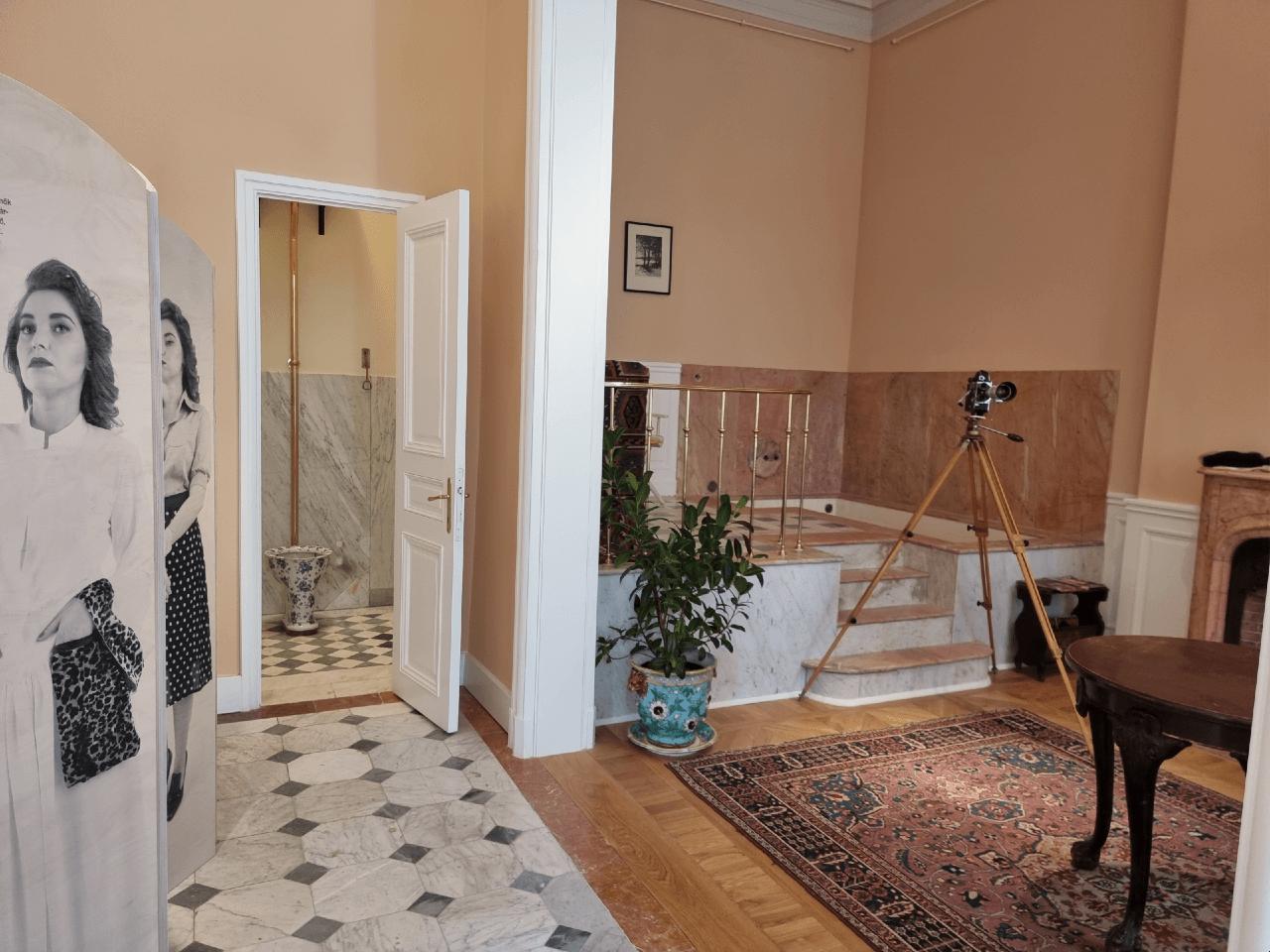 Károlyi kastély, kiállítás